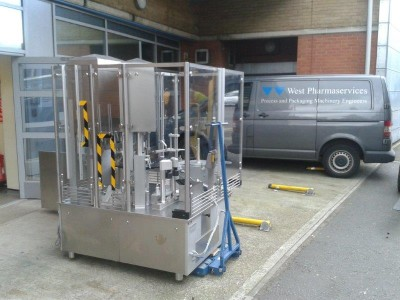 Complete removal of production area for UK Pharmaceutical Manufacturer