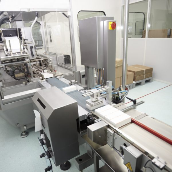 New and used process and packaging machinery sales